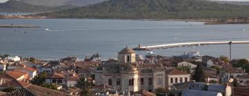 Hotels in Cunda Island