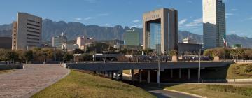 Hoteles en Monterrey Centro