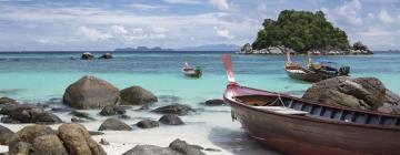 Hotels in Ko Lipe Sunrise Beach