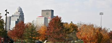 Hotels in Downtown Louisville