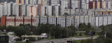 Petrzalka: viešbučiai