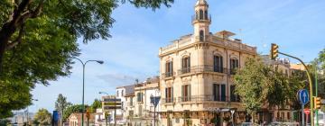 Hoteles en Santa Catalina