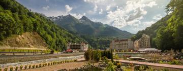 Отели в районе Rosa Khutor