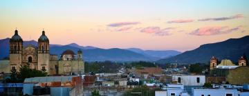 Hotels in Oaxaca Historic Centre