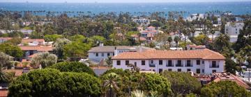 Hotels in Santa Barbara Downtown