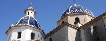 Hoteles en Centro histórico de Denia