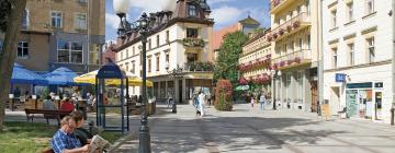 Hotels in Cieplice
