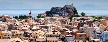 Hotels in Corfu Old Town