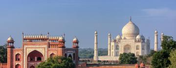 Hotels in Taj Ganj