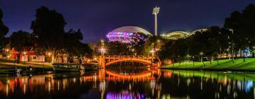 Hotels im Stadtteil North Adelaide