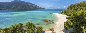 Hotels im Stadtteil Ko Lipe Pattaya Beach