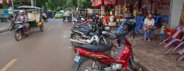 Hotels in Downtown Siem Reap