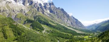 Hotels in Val Ferret