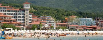 Hotels in Sunny Beach Beachfront