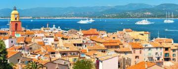 Отели в районе Saint-Tropez City Centre