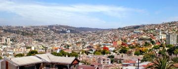 Hoteles en Cerro Alegre