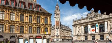 Hotels in Vieux Lille