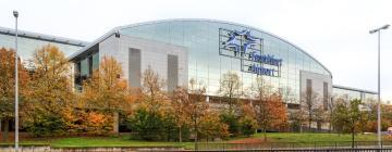 Hotels in Frankfurt Airport Area