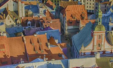 Hoteller i Riga Old Town