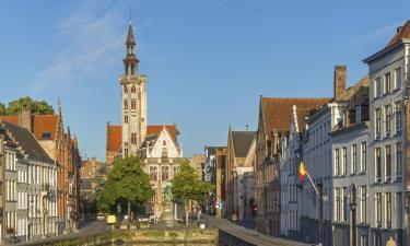 Hotels in Bruges Historic Center