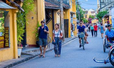 Hotels in Hoi An Ancient Town