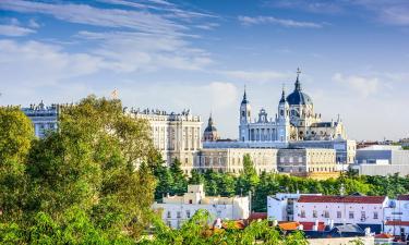 Hoteles en Centro de Madrid