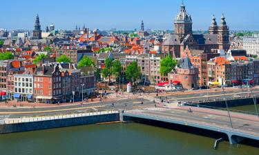 Hotels in Amsterdam City Center