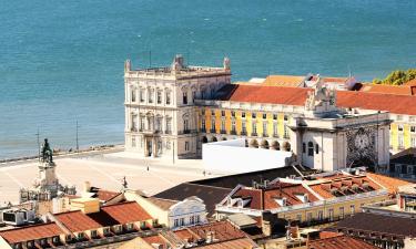 Hotels in Lisbon City Center