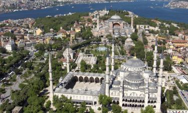 Hotels in Old City Sultanahmet