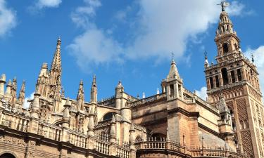 Hoteles en Centro histórico de Sevilla