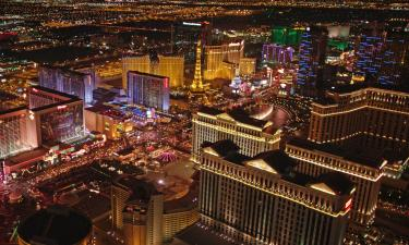 Hoteles en Las Vegas Strip
