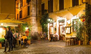 Hotels in Rome City Center
