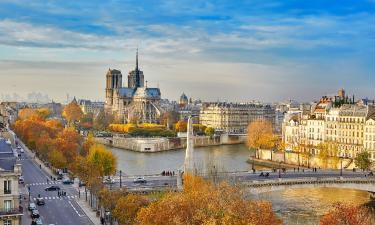 Hotels in Paris City Center