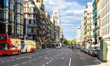 Hotels in Downtown Barcelona