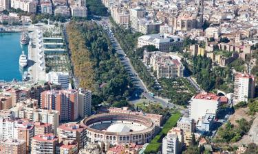 Hoteles en Centro de Málaga