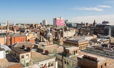 Hotels in Central Glasgow
