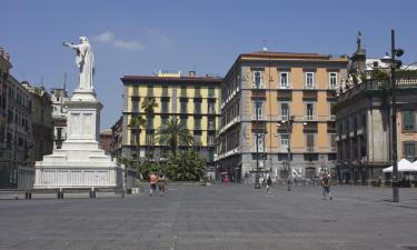 Hotels in Naples Historic Center