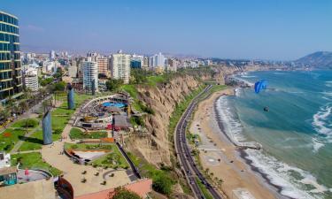 Hoteles en Miraflores