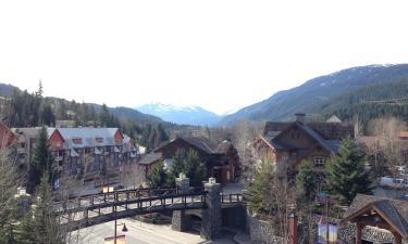 Hotels in Whistler Creekside