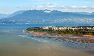 Hotels in UBC - University of British Columbia