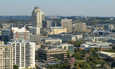 Hotels in Sandton