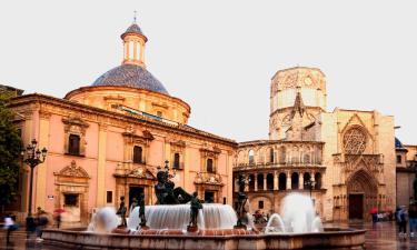Hoteles en Ciutat Vella