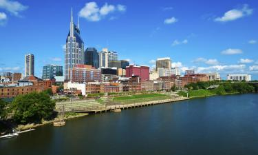 Hotels in Downtown Nashville