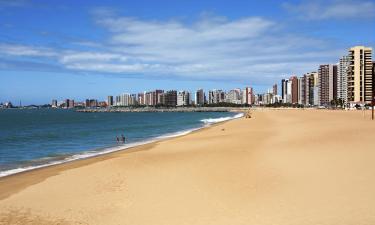 Hotels in Praia de Iracema