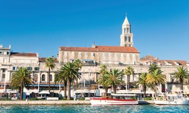 Hotels in Split Old Town