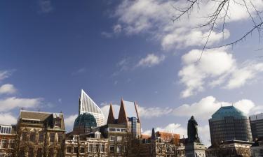 Hotels in Den Haag Centrum