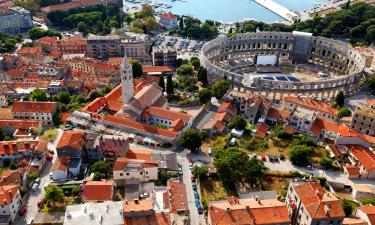 Hotels in Pula City Centre
