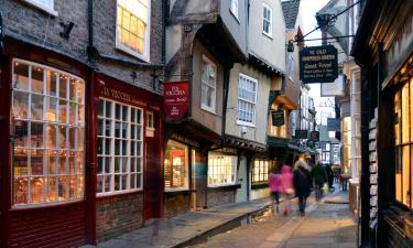Hotels in York City Centre