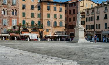 Hotell i Lucca Centro Storico