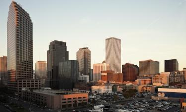 Hotels in Downtown New Orleans
